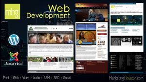 MHG Houston Web Design