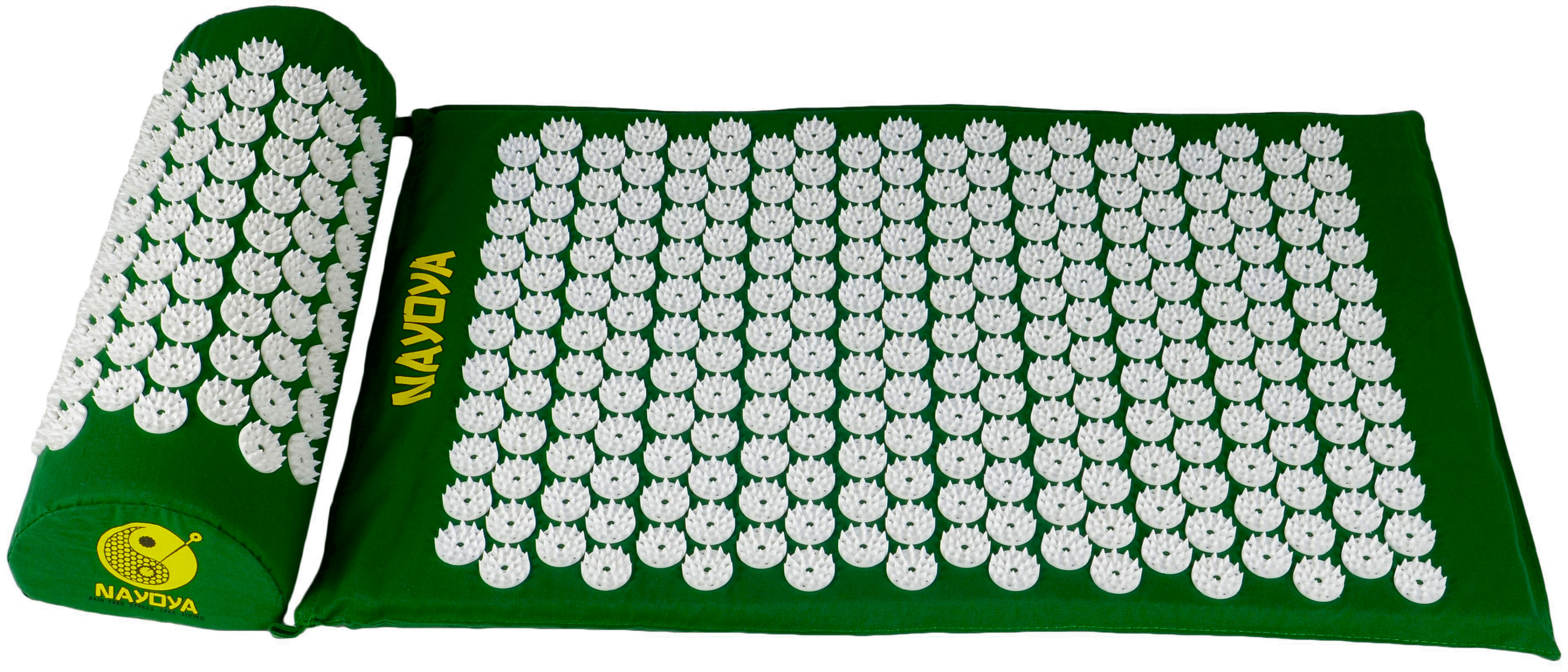 Nayoya S Acupressure Mat And Neck Pillow Provides
