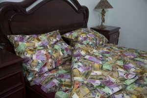 Money Bedding
