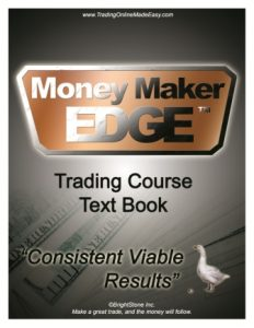 Calgary Day Trading course Training Manual